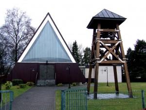 Ev. Heilig-Geist-Kirche Dorsten Rhode