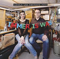Carola & Eberhard Rink - Immer is was