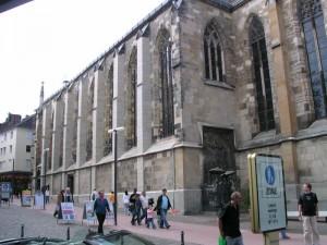Citykirche St. Nikolaus, Aachen